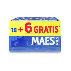 Maes 18 + 6 x 25 cl