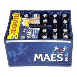 Maes 14 + 10 x 25 cl