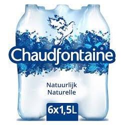 Chaudfontaine 6 X 1.5L