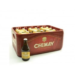 Chimay 8° Blanche 24 x 33 cl
