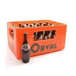 Orval 24 x 33 cl (6 mois)