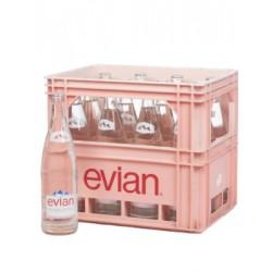 Evian 12 x 1 litre