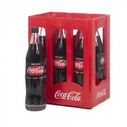 Coca cola zéro 6 x 1 litre