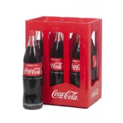 Coca cola 6 x 1 litre